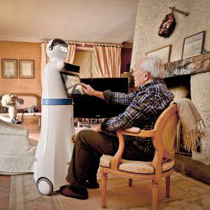 Pflegeroboter MARIO für die Pflege Demenzkranker_2
