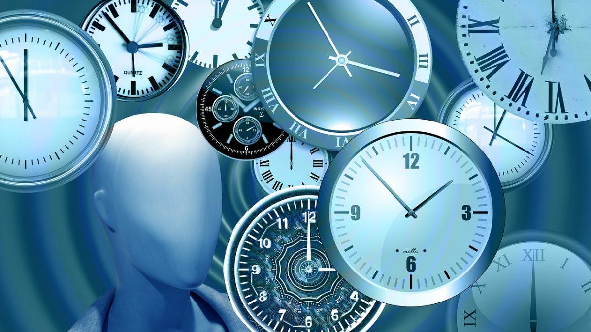 Biologischer Rhythmus-Eule oder Lerche-HealthcareHeidi