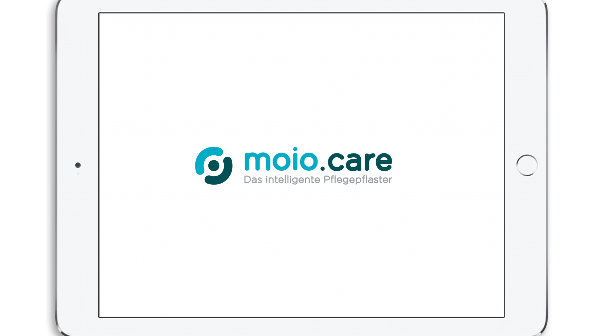 Tablet Screenshot der App moio