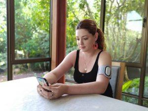 Per App gegen Migräne, HealthcareHeidi 2