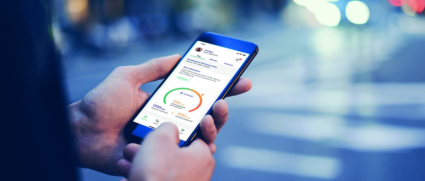 Blog HealthcareHeidi: Die Ernährungsapp as neue digitale Adipositas-Therapie? zanadio Tracking